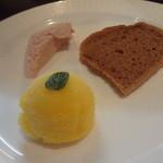 ガロパン フレンチレストラン - デザート