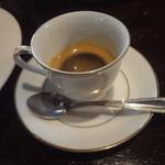 ガロパン フレンチレストラン - エスプレッソ