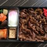 焼肉処 東風 - 和牛すき焼弁当2,500円
