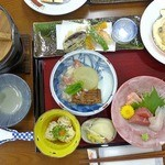 沼田屋 - 夕食