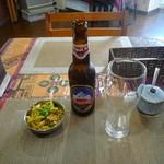 ナマステネパール - 料理写真:ネパールビールセット