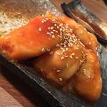 焼肉ホルモン 青一 - 焼肉ホルモン 青一(東京都港区青山一丁目)青一ホルモン800円