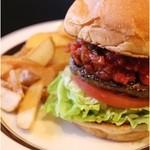 肉ビストロ G&G MARKET - ハンバーガーはランチのみ