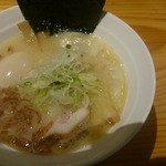 拉麺 弁ten - 特製 鶏白湯らーめん 1050円