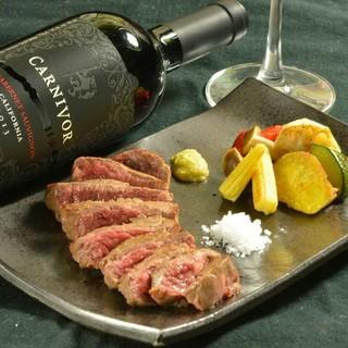 お料理に合うワインご用意しております