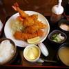 小名浜 - 料理写真:ミックスフライ定食(1,728円)