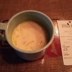 ユカタン・ベースキャンプ・グリル - ベーコンと野菜のクリームスープ