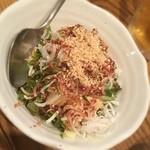 アレンモク - 豆腐サラダ