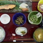 沼田屋 - 朝食