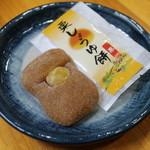 寺子屋本舗 - 栗しょうゆ餅