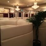 天香回味 - 白いボックスシート中心