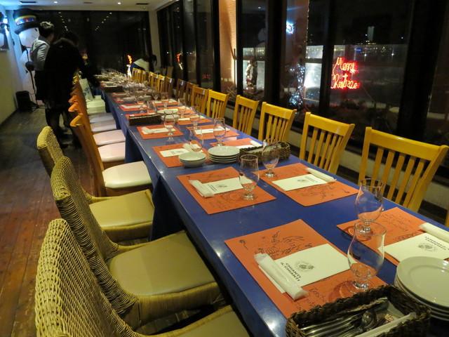 イル キャンティ ビーチェ - 2Fのテラス付きパーティールーム。