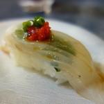 黒沢尻宿本陣さくら寿司 - 鯛