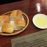 バティチ - バティチランチ: パン