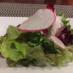 バティチ - バティチランチ: サラダ