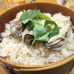 日本料理 旬坊 - 牡蠣ご飯