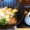 Kagiu - 料理写真:たこ天うどん
