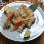 らんまん - 東郷湖の天然鰻白焼き