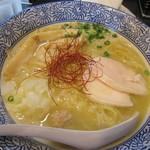 45435854 - 濃厚鶏白湯そば ¥780