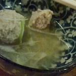 居酒屋金太郎 - 151102東京 金太郎 お通し美味しい