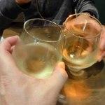 長岡駅前ワイン劇場 - 3回目の乾杯