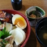 45437418 - 焼鳥丼 2015.12