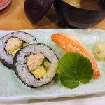 春日井甲羅本店 - かに寿司