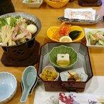 春日井甲羅本店 - かに豆腐、蟹一人鍋、ゆでかに