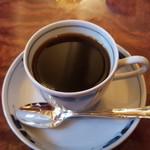 カフェ・アンセーニュダングル - コーヒー