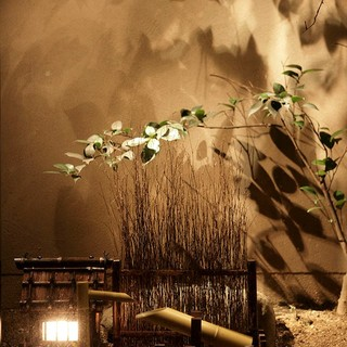 京町家の『坪庭』