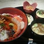 45439361 - 大漁助五郎丼¥1080