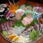 本池澤 - 皿鉢。
