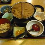 富士見茶屋いろり - ☆ほうとう定食☆
