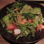 45440302 - 【本日鮮魚のカルパッチョ サラダ仕立て】