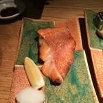 茶茶白雨 - 銀鱈の西京焼き