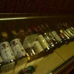 雲峰荘 - ワインの種類が豊富