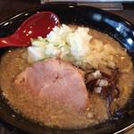 山嵐 - 銀スープ