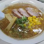 ラーメンショップ - 料理写真:みそチャーシュー(小)