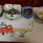 田丸屋 - 前菜