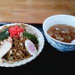 浅野食堂 - 焼きそばラーメン