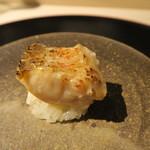みや - 27年12月 甘鯛炙り寿司