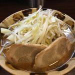 麺道 くろとん - 魚介豚骨G