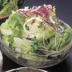 太昌園サラダ