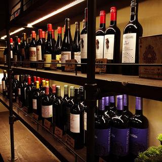 ボトルワイン全35種!