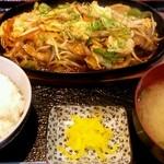 焼肉家 津和凪 - 料理写真:スタミナ定食