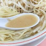 悦楽苑 - スープ