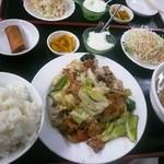 中国四川料理 龍府 - 回鍋肉