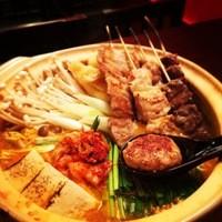 サルトビ - 焼き鳥チゲ鍋