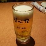 居心伝 - 生ビール