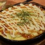 居心伝 - 山芋ふわとろ焼もちチーズ